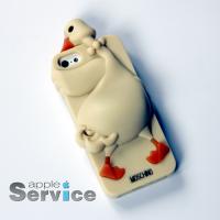Чехол с гусёнком MOSCHINO для iPhone 5/5S/SE